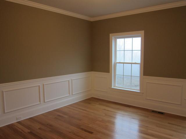 Advantage Contracting Portfolio family-room