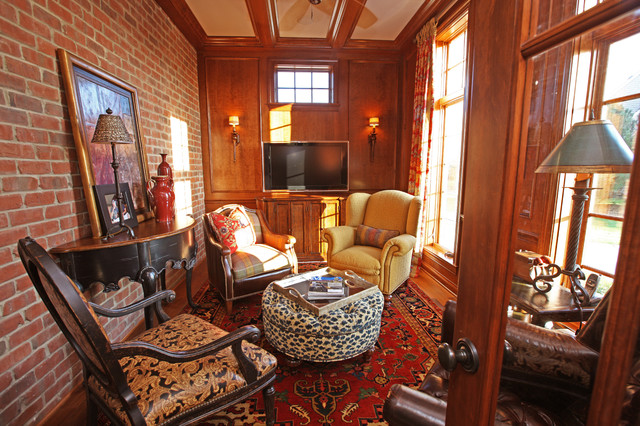 After Dinner Room traditional-family-room