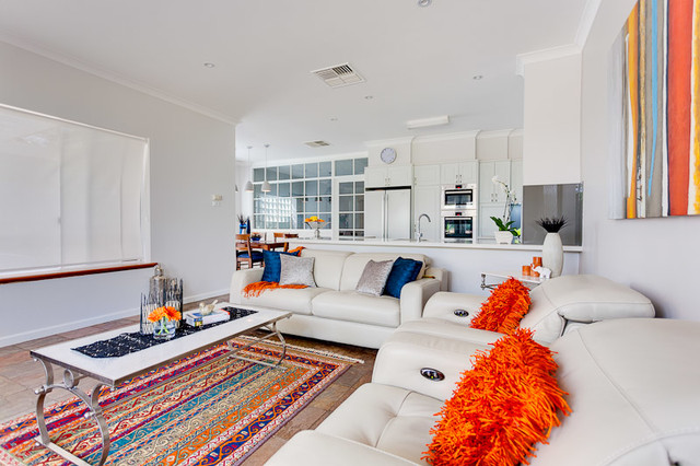 Alfred Cove Rejuvenation modern-family-room