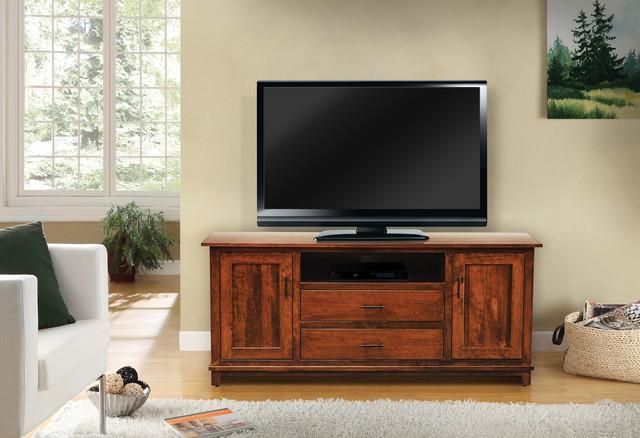 Amish Living Room Sets TV Stands