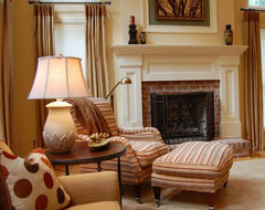 An Expanse of Space traditional family room