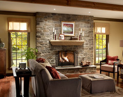 Angelo Fireplace Surround contemporary fireplaces