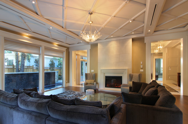 Angus Residence eclectic-family-room