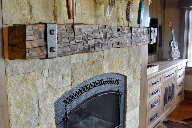 antique fireplace mantels traditional family room cleveland rh houzz com