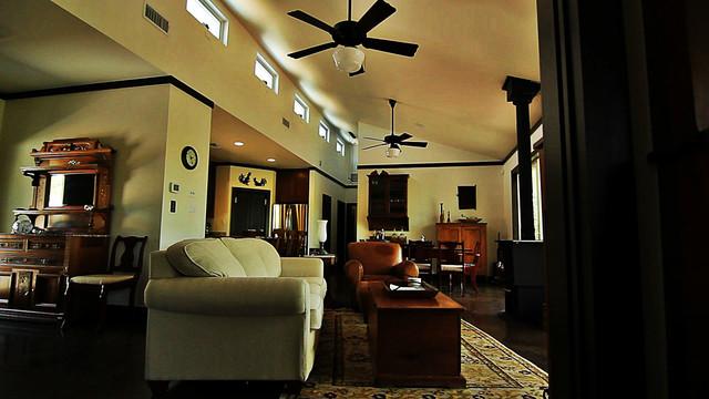 Apache Shores contemporary-family-room