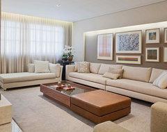 Apartament contemporary-family-room