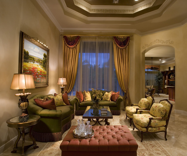 Architectural and Interior Photography american-traditional-family-room