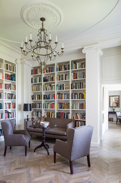 Architectural Landmark Traditional Family Games Room Minneapolis By Mary Hickey Interiors