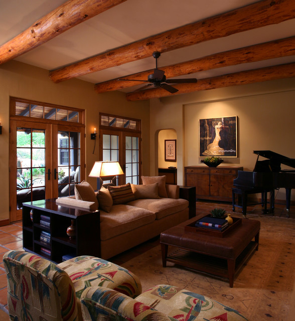 Houzz Home Design Ideas: Arizona Vacation Home