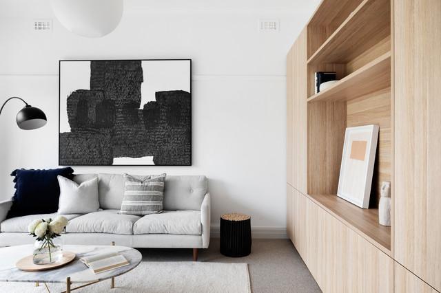 Art Deco masterpiece - American Craftsman - Wohnzimmer ...