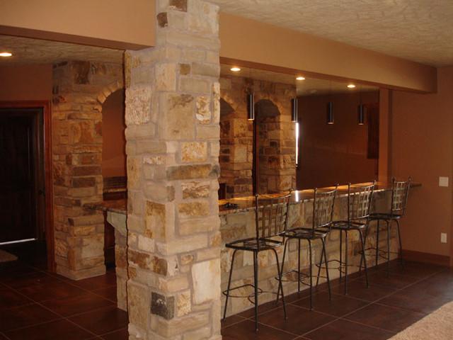 Ashlar Collection traditional-family-room