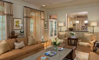 Atlanta Residence Transitional Family Room Atlanta By Regas Interiors