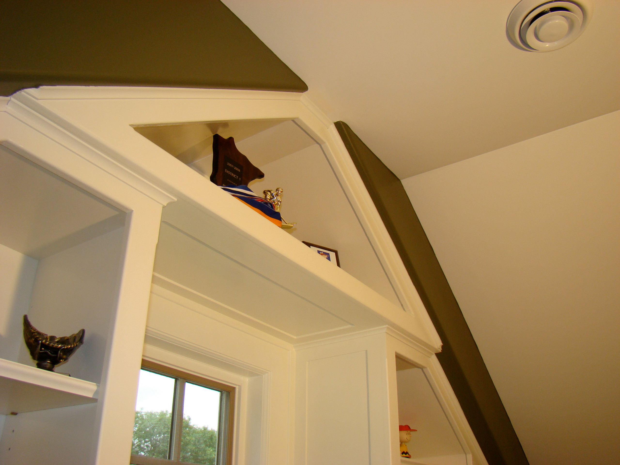 Attic Remodel with Family Room