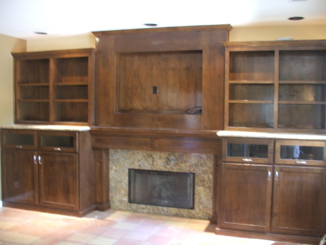 Audio Video Media Rooms - Traditional - Family Room - San Francisco ...