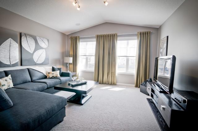 Austyn II B contemporary-family-room