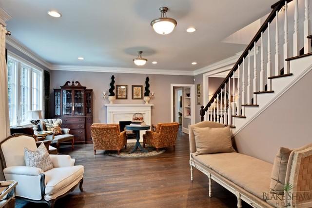 Avondale Estates Renovation traditional-family-room