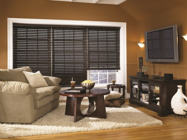 Bali 2 1 Northern Heights Shutter Style Wood Blinds Traditional Family