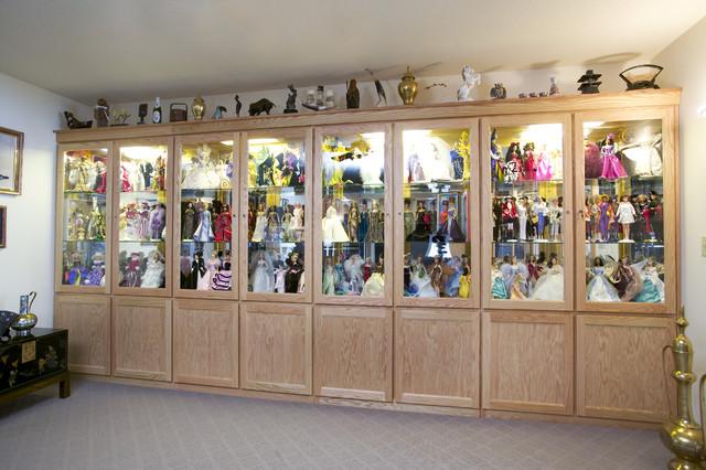 barbie display
