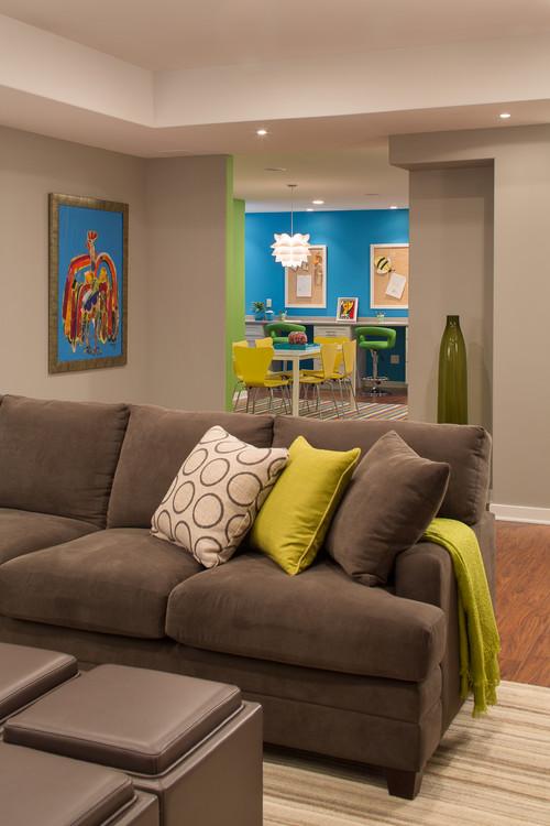Cojines para sofas marrones beautiful simple top cojines - Cojines marrones ...