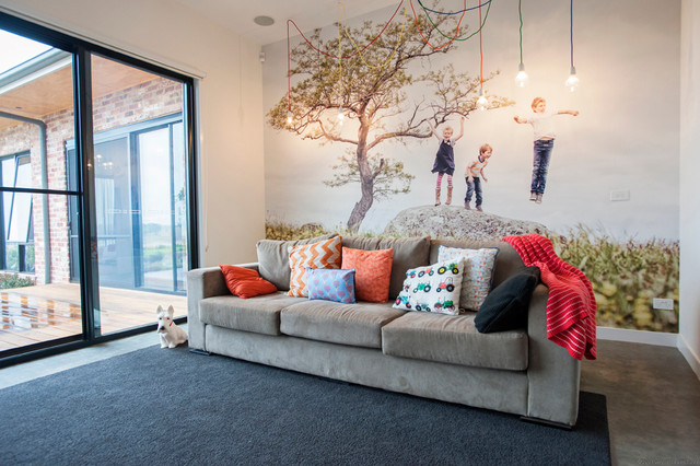 Houzz Tour Planning Pays Off For Geelong Tree Changers