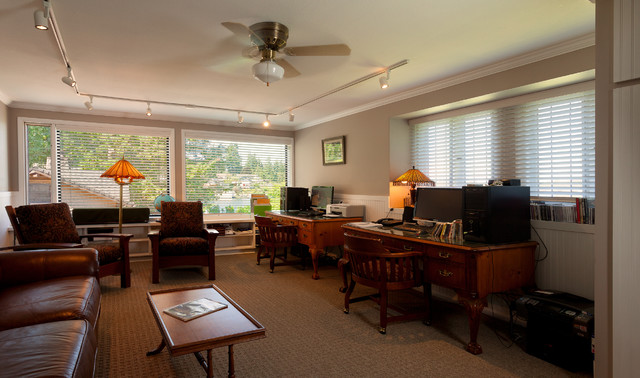 beautiful modern remodel traditional family room seattle by