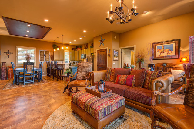 Bee Cave Tx Remodel Southwestern Family Room Austin By Agave Custom Homes