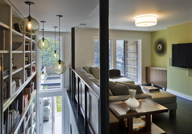 Bergen Street Residence contemporary-family-room