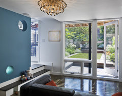 Bergen Street Residence contemporary-family-room