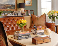 Beverly Hills Family Dwelling traditional-family-room