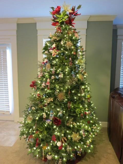 Bh Balsam Fir Vermont Signature Artificial Christmas Tree