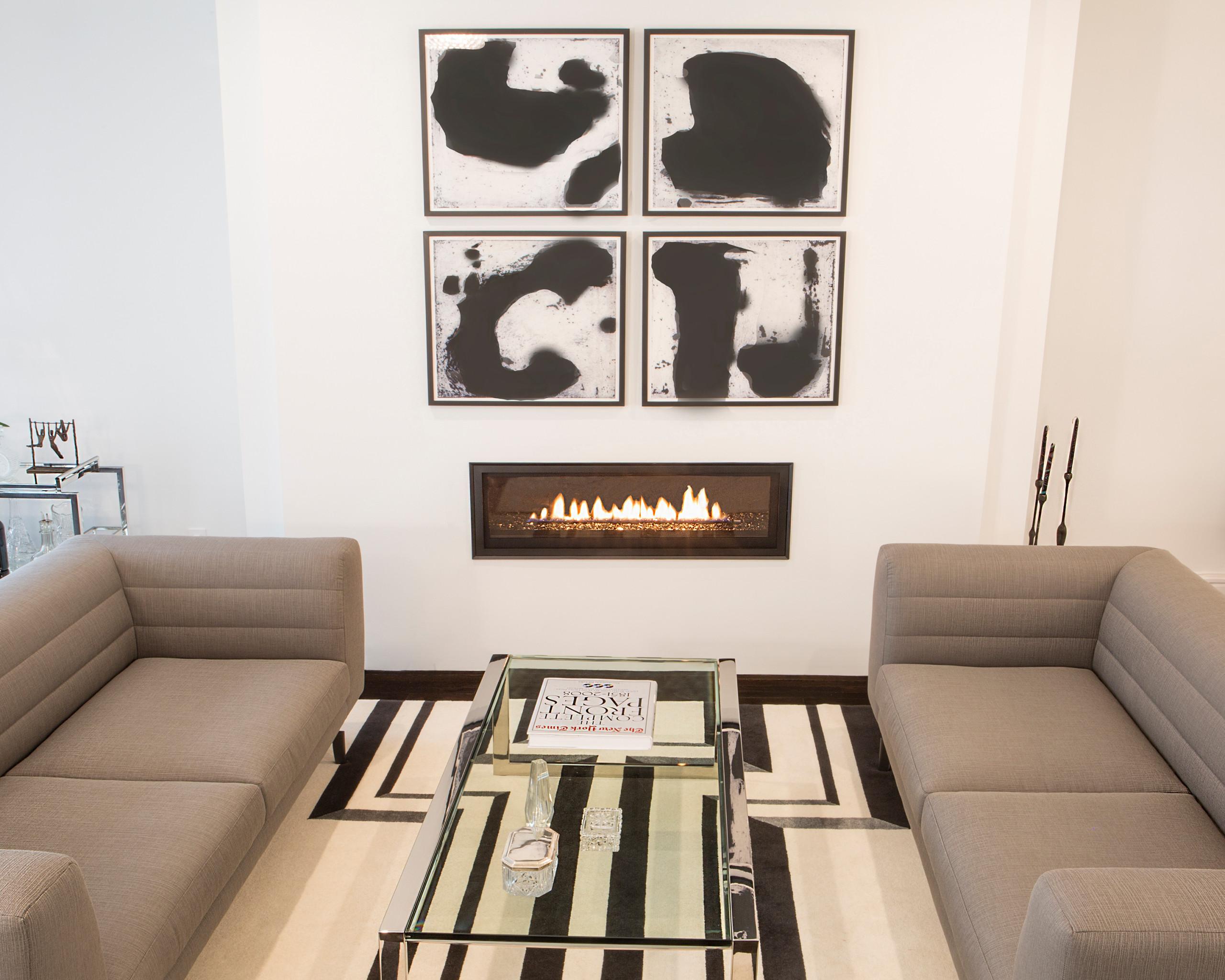 Birmingham, MI Living Room
