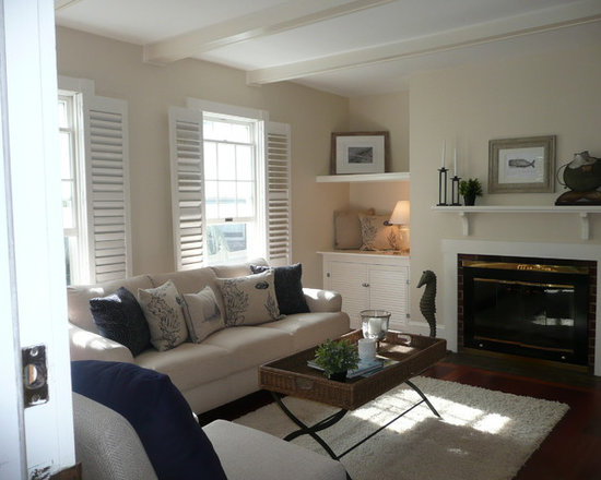 Navy And Cream Color Home Design Ideas Pictures Remodel