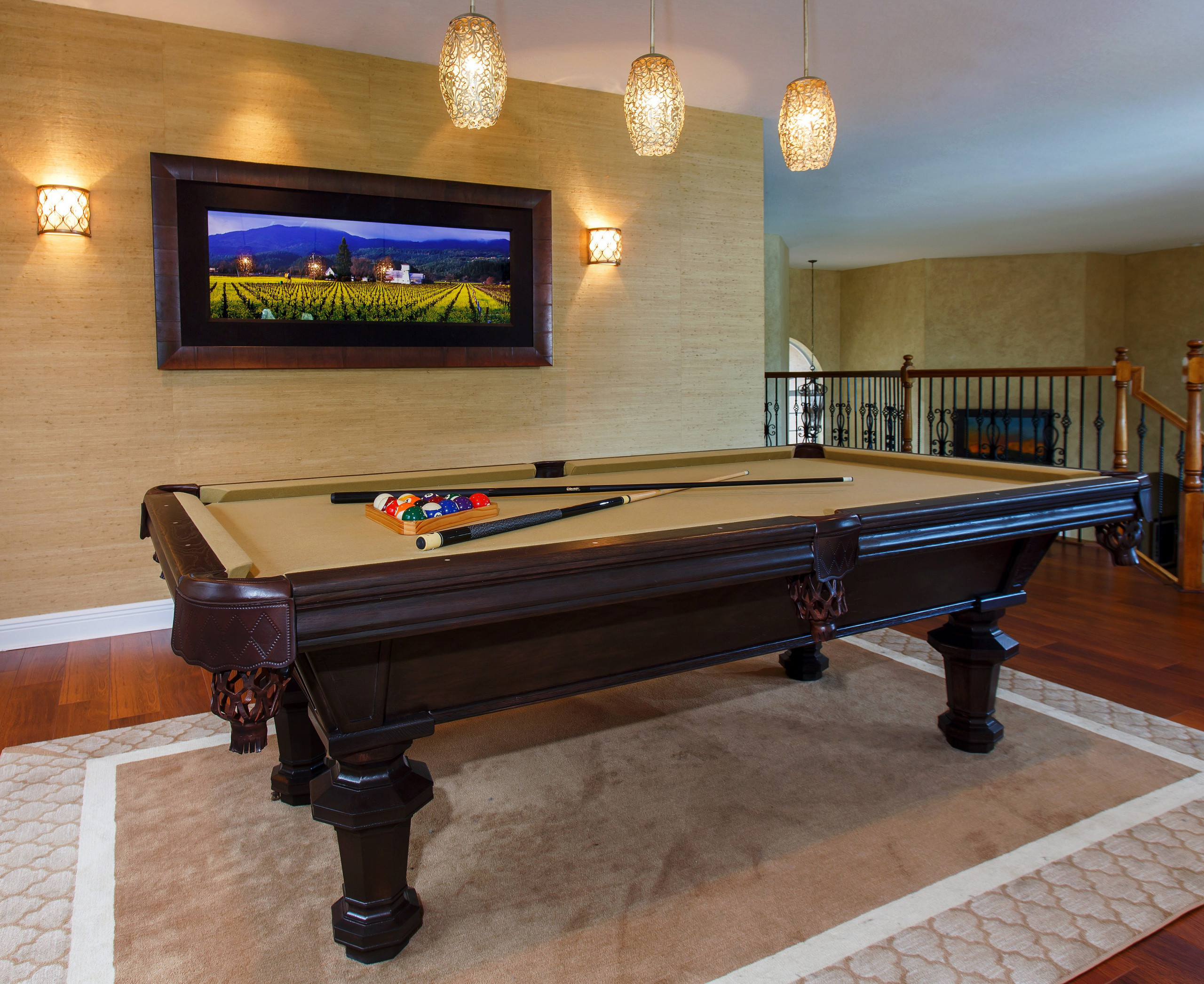 Boca Raton Pool Table Loft