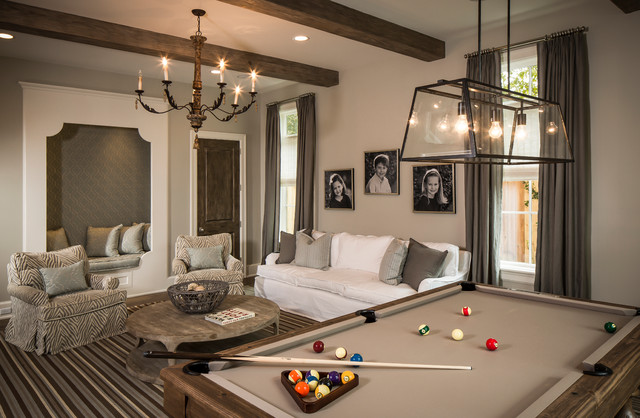 traditional family room take your cue planning a pool table room pool table light wiring diagram at soozxer.org