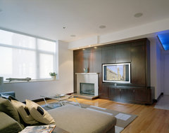 Boston Architects: Eck | MacNeely Architects inc. modern family room
