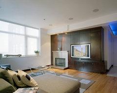 Boston Architects: Eck | MacNeely Architects inc. modern-family-room