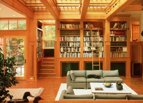 Boston Architects: Eck | MacNeely Architects inc. contemporary-family-room