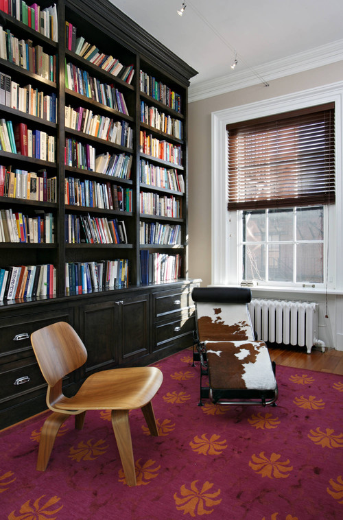 Clarendon Street eclectic family room