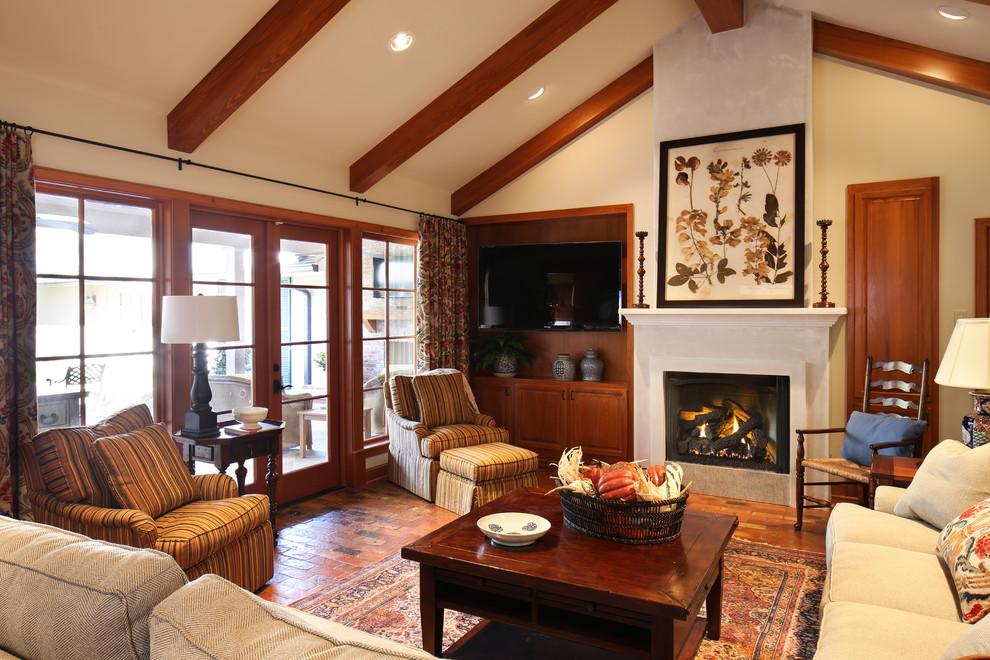 198平米别墅美式风格装修设计