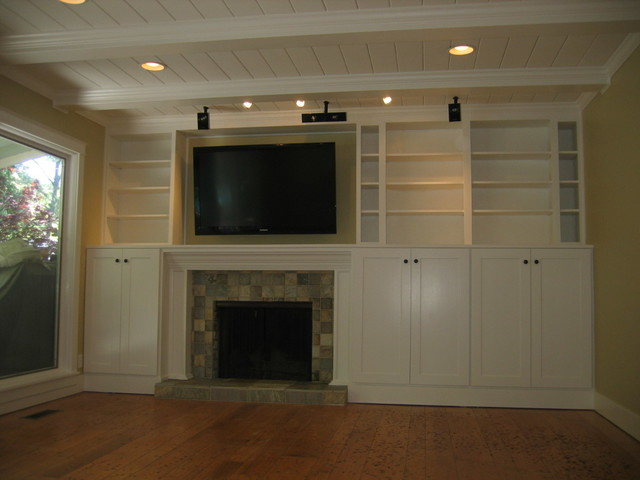 Braun Family Room traditional-family-room