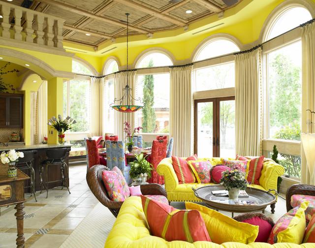 Breakfast Nook By Alvarez Homes, Builder Of Luxury Homes In Tampa  Mediterranean Family