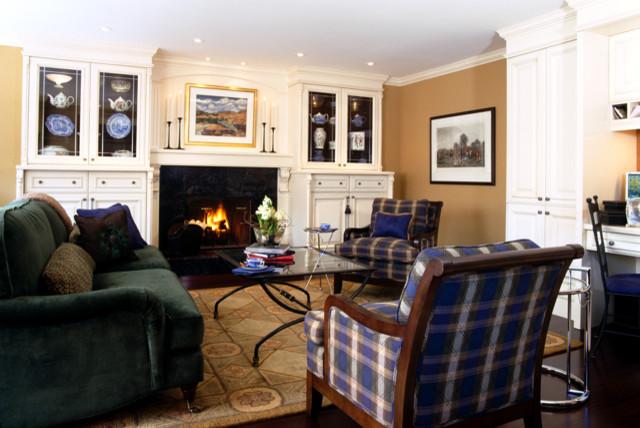 British Invasion Traditional Family Games Room Toronto By Beauteous British Interior Design