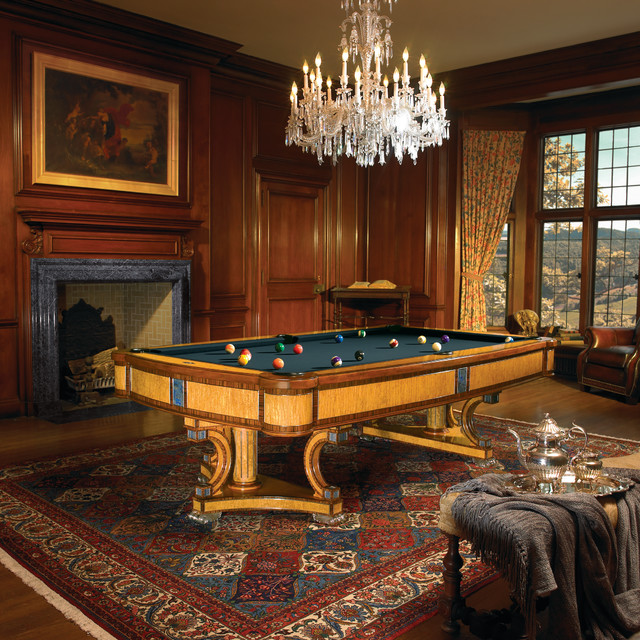 Billiard Rooms: Brunswick Pool Tables Southern California
