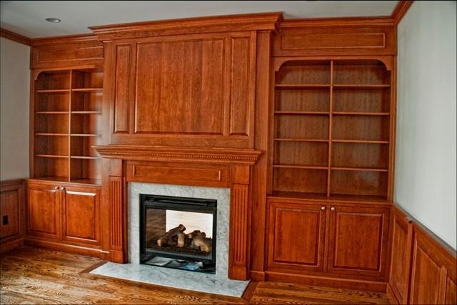 Built-Ins family-room