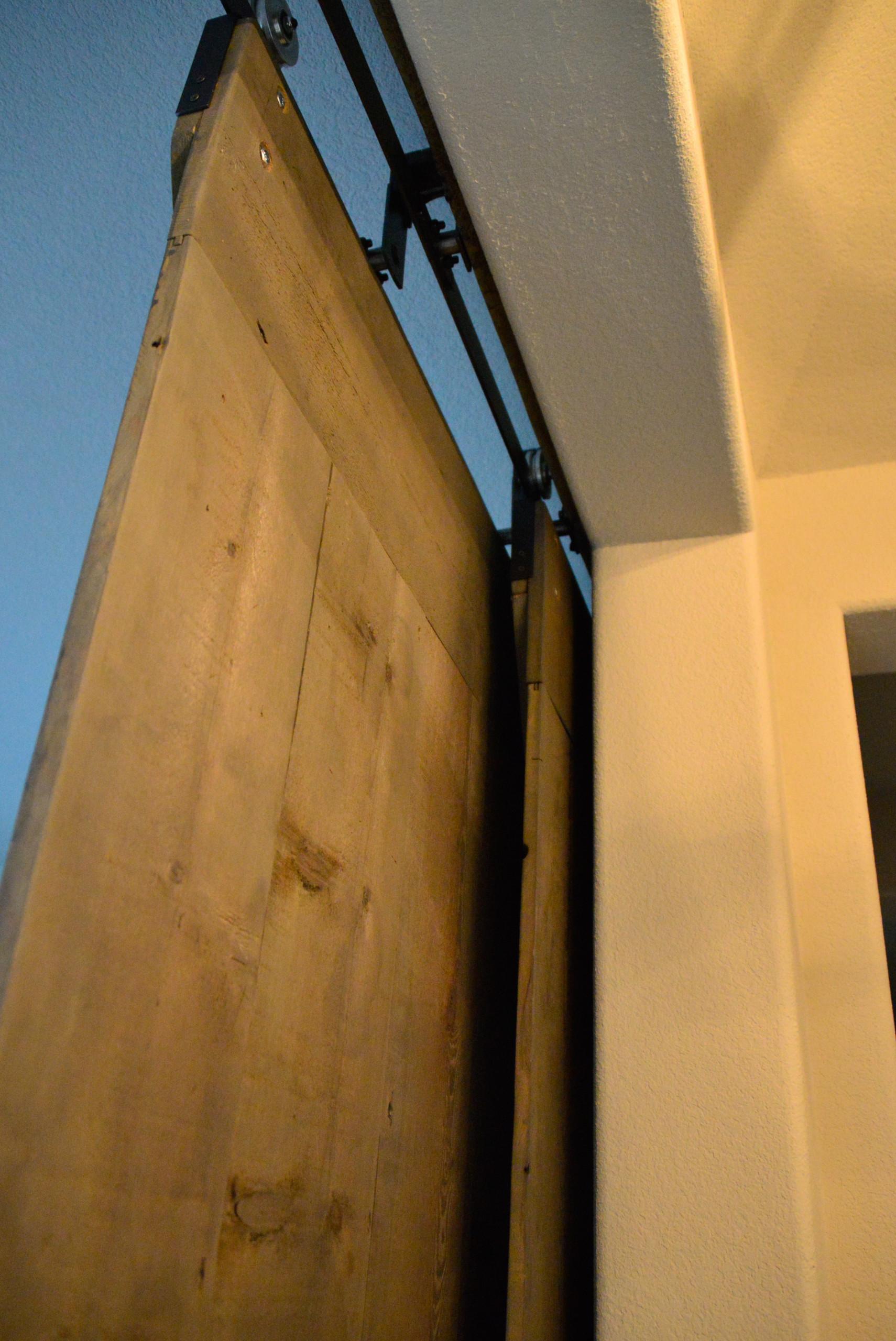 By-Pass Barn Doors