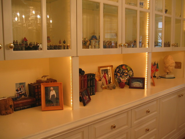 Cabinetry Projects traditional-family-room