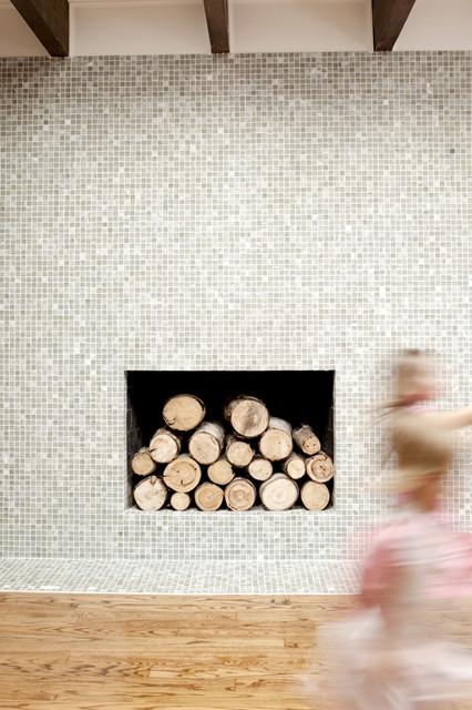 Caitlin Wilson Design modern-family-room