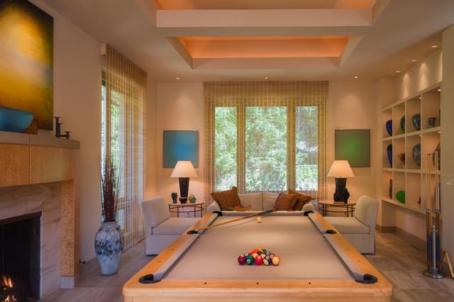 California Living contemporary-family-room