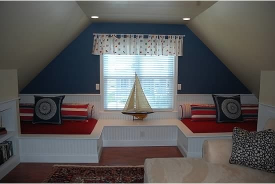 Cape Cod Attic Renovation