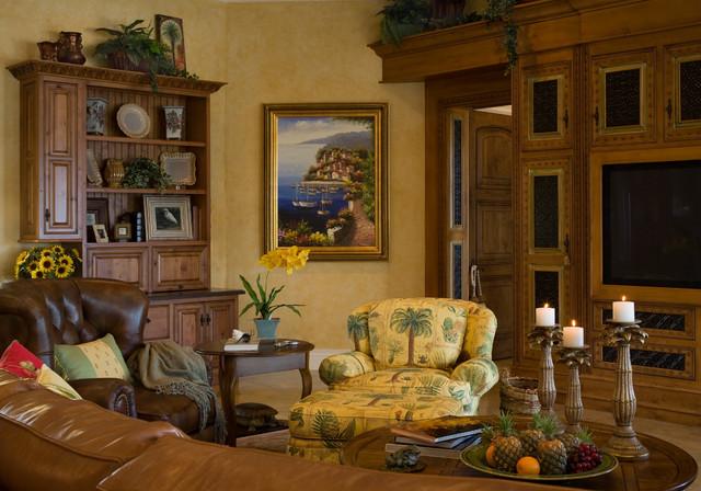 Casa Paralea traditional-family-room